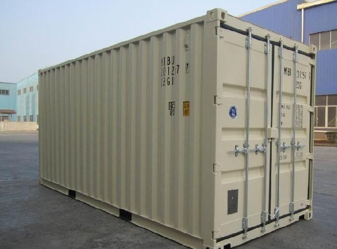 20u0027 1-trip Storage Container & 20u0027 Storage Container for sale | New and Used 20u0027 Storage Containers ...