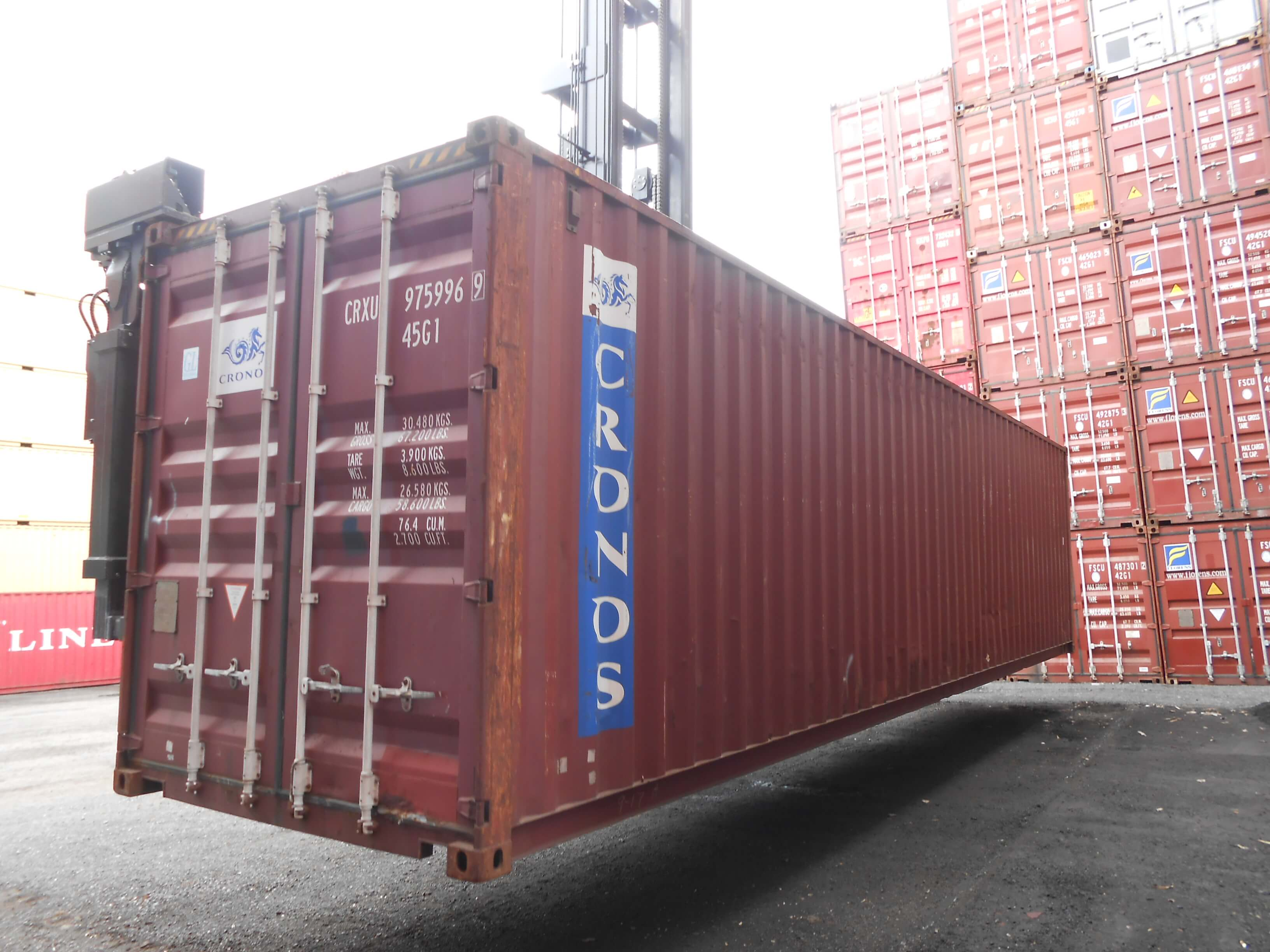 40' Shipping Containers for sale in NY