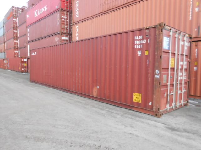 Shipping containers for sale in Pennsylvania