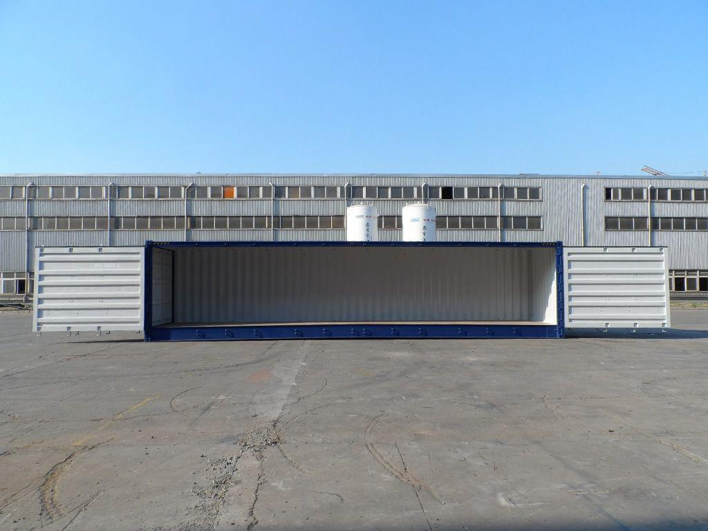40' Open Sided Shipping Container for sale