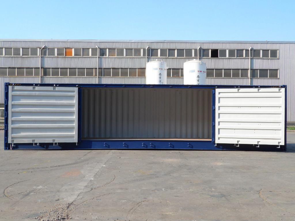 40' OS Storage Container