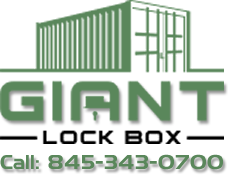 Giant Lock Box | Storage Containers for Rent and For Sale